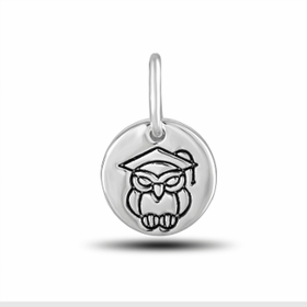 Davinci Beads Inspirations Wise Owl Charm