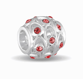 Davinci Beads July Crystal Orb Decorative