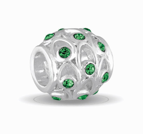 Davinci Beads May Crystal Orb Decorative