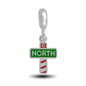 Davinci Beads North Pole Dangle
