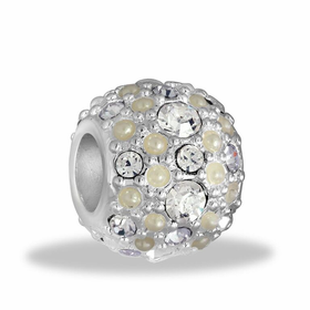 Davinci Beads Pearl CZ Decorative