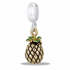 Davinci Beads Pineapple Dangle