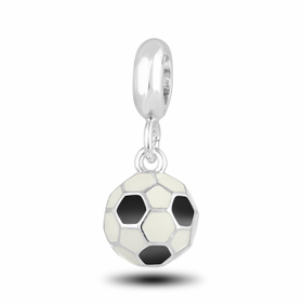 Davinci Beads Soccer Ball Dangle
