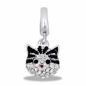 Davinci Beads CZ Cat