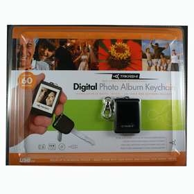 Digital Photo Album Keychain