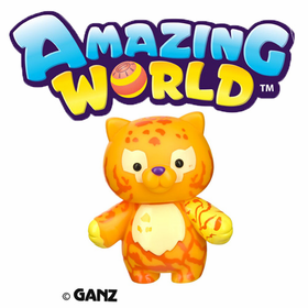 Discontinued Amazing World