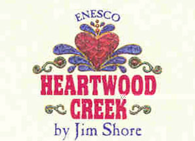 Discontinued Heartwood Creek by Jim Shore