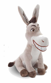 Dreamworks Donkey Plush