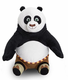Dreamworks Po Plush
