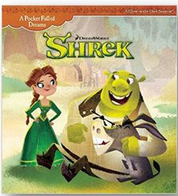 Dreamworks Shrek Book