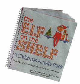 Elf on The Shelf Activity Book