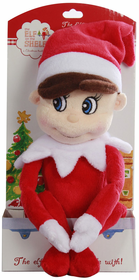 Elf On The Shelf Plushee Pal Boy