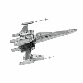 Fascination Metal Earth Star Wars Poe Dameron's X-Wing Fighter