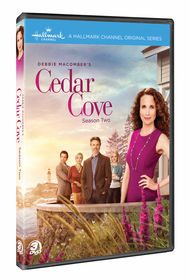 Hallmark Cedar Cove Season 2 DVD