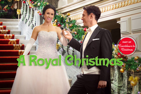 Hallmark Channel A Royal Christmas DVD