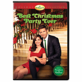 Hallmark Channel Best Christmas Party Ever DVD