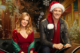 Hallmark Channel Charming Christmas DVD