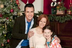 Hallmark Channel Christmas Magic DVD