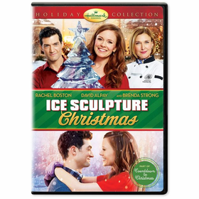 Hallmark Channel Ice Sculpture Christmas