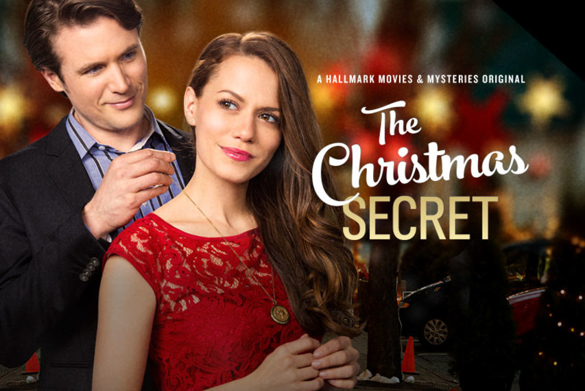 hallmark channel the christmas secret dvd