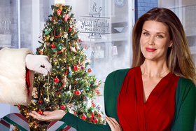Hallmark Channel Tis the Season for Love DVD
