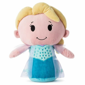 Hallmark Disney Itty Bitty Biggy Elsa Plush