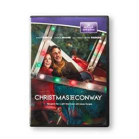 Hallmark Hall of Fame Christmas in Conway DVD