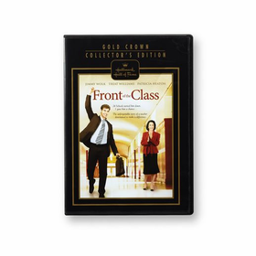 Hallmark Hall of Fame Front of the Class DVD