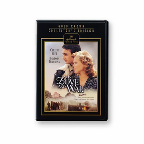 Hallmark Hall of Fame In Love and War DVD
