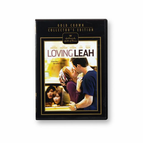 Hallmark Hall of Fame Loving Leah DVD