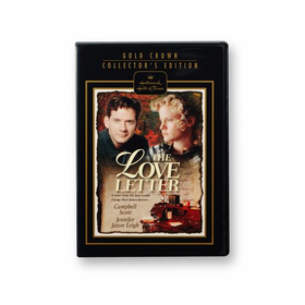 Hallmark Hall of Fame The Love Letter DVD