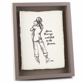 Hallmark Some Things Embroidered Frame Art