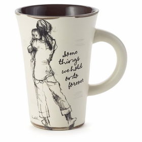Hallmark Some Things Mother Child Mug