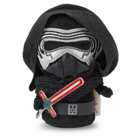 Hallmark Star Wars Itty Bitty Kylo Ren 2015 Special Edition Plush