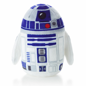 Hallmark Star Wars Itty Bitty R2-D2 Plush
