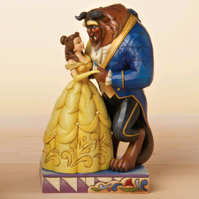 Heartwood Creek by Jim Shore Disney Traditions Beauty and the Beast