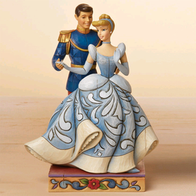 Heartwood Creek by Jim Shore Disney Traditions Cinderella and her Prince