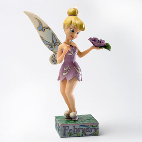 Heartwood Creek by Jim Shore Disney Traditions February Tinker Bell