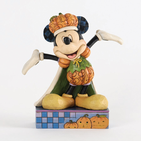 Heartwood Creek By Jim Shore Disney Traditions Harvest Mickey Mouse