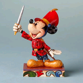 Heartwood Creek by Jim Shore Disney Traditions Mickey Mouse as the Nutcracker