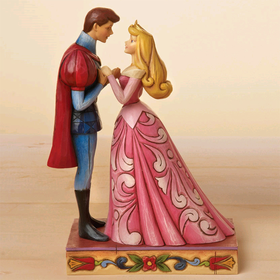 Heartwood Creek by Jim Shore Disney Traditions Sleeping Beauty and her Prince