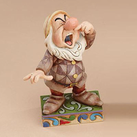 Heartwood Creek By Jim Shore Disney Traditions Sneezy