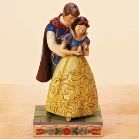 Heartwood Creek by Jim Shore Disney Traditions Snow White and her Prince