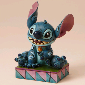 Heartwood Creek by Jim Shore Disney Traditions Stitch Figurine