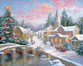 Puzzle Heaven On Earth 1000 Piece
