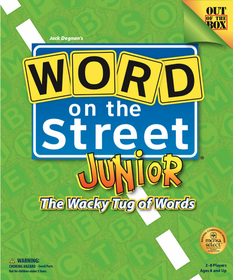 JR Word On The Street Game