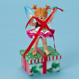 My Little Kitchen Fairies Girl Wrapping Gift Fairie