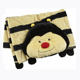 My Pillow Pet Bumble Bee Blanket