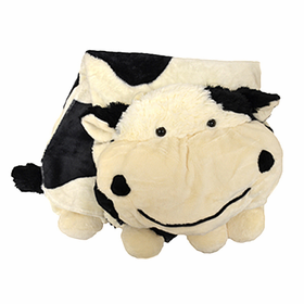 My Pillow Pet Cow Blanket