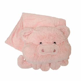 My Pillow Pet Pig Blanket